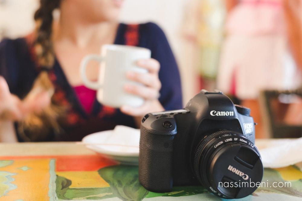 Treasure Coast Photographers get together at Coffee Bar Blue Door in Stuart Florida