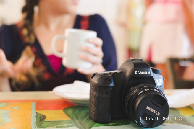 Treasure Coast Photographers get together at Coffee Bar Blue Door in Stuart Florida