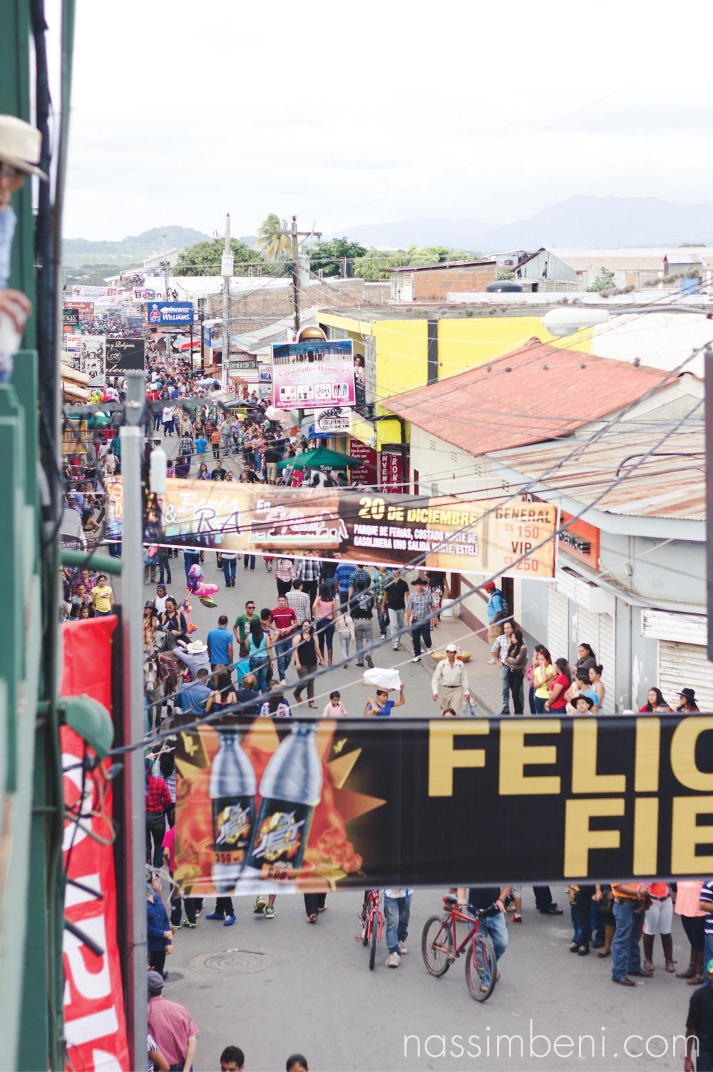 los hipicos festical in esteli nicaragua