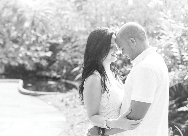 sunken gardens engagement session by nassimbeni photography