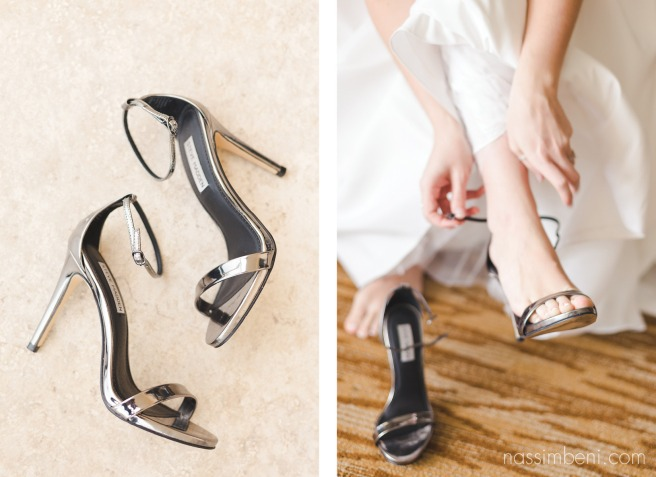 steve madden wedding shoes for forest inspired ft pierce wedding by Nassimbeni Photography