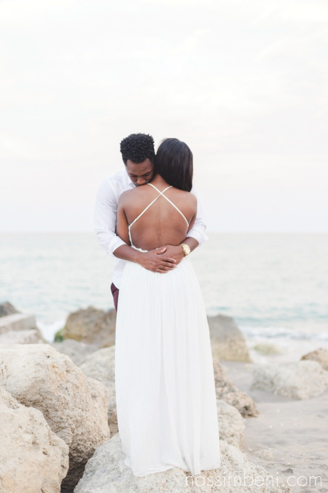 hold you close by by nassimbeni photography worth avenue engagement session