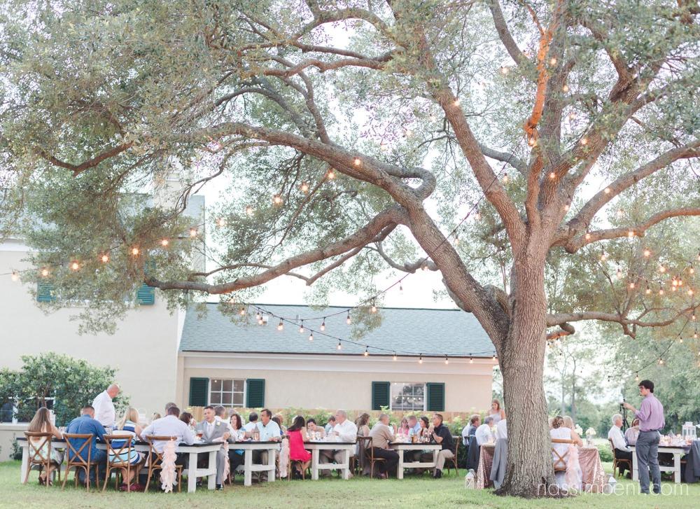 market lights for bellewood plantation wedding venue v