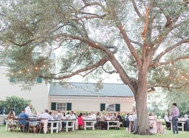 market lights for bellewood plantation wedding venue v