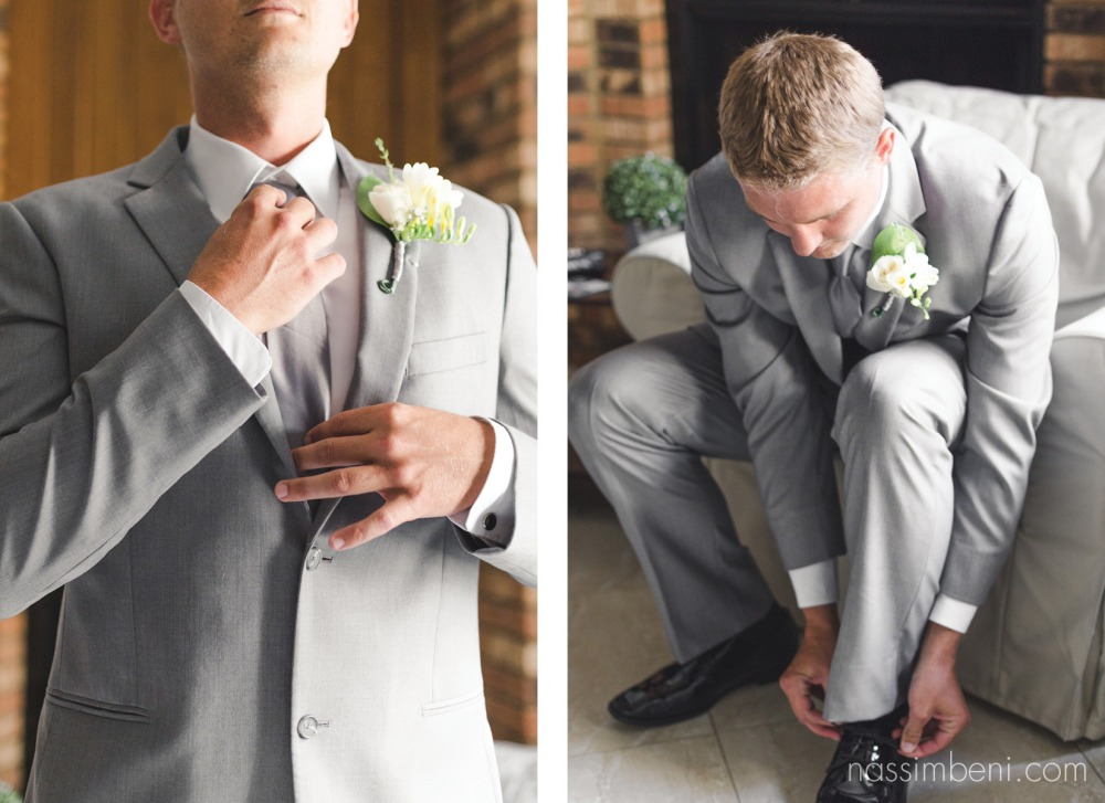 groom prep photos in living room at bellwood plantation in vero beach florida by nassimbeni photography