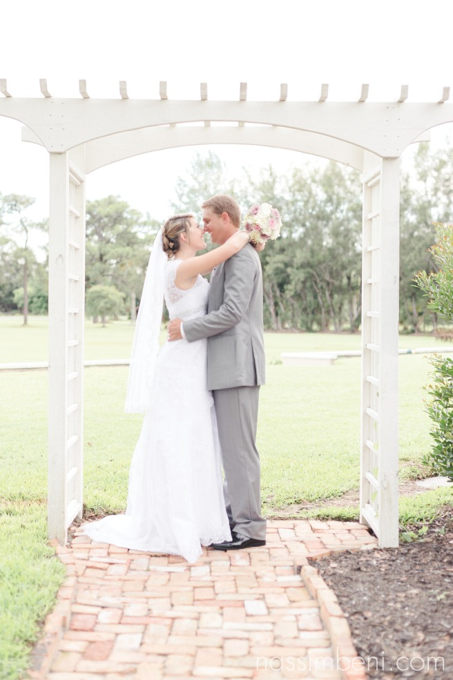 wedding at the vero beach venue bellewood plantation by nassimbeni photography