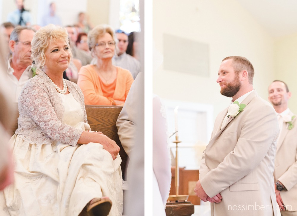 mothers reaction as she witnesses son marry by nassimbeni photography