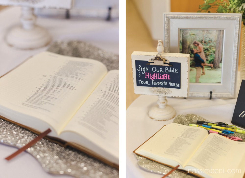 sign our bible and highlight your favorite verse at first baptist church of melbourne by nassimbeni photography
