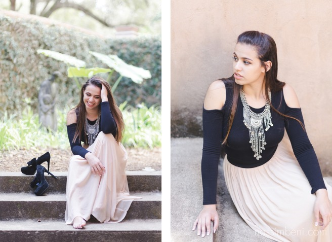 extravagant necklace at bok tower gardens by nassimbeni photography