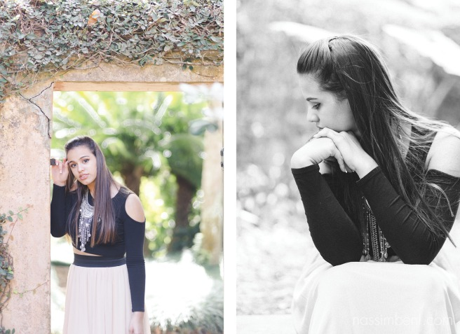 bok tower gardens portrait session by nassimbeni photography