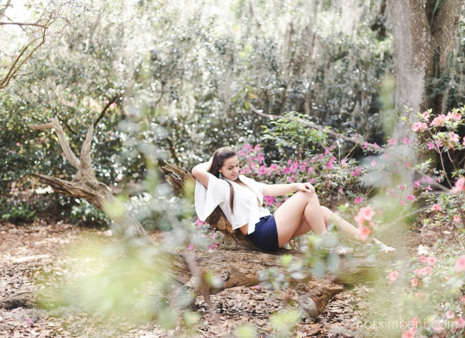 quinceanera portraits at bok tower gardens in lake wales by central florida wedding photographer nassimbeni photography
