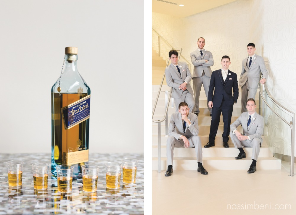 johnnie walker blue label blended scotch whiskey for wynham grand wedding in jupiter florida by nassimbeni photography
