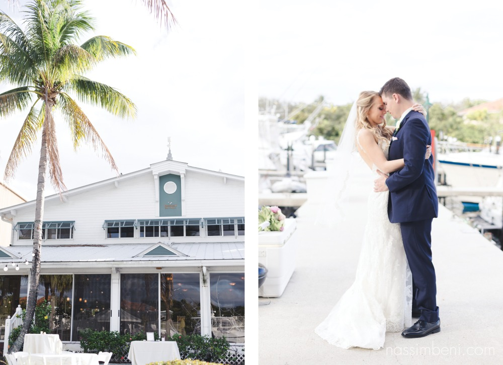 out of the blue at johnathans landing wedding in jupiter florida by nassimbeni photography