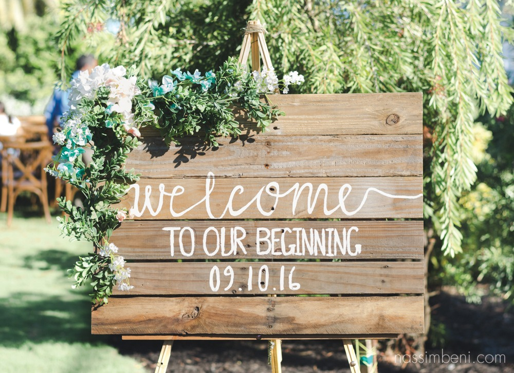 welcome to our beginning by Nassimbeni Photography at bellewood plantation
