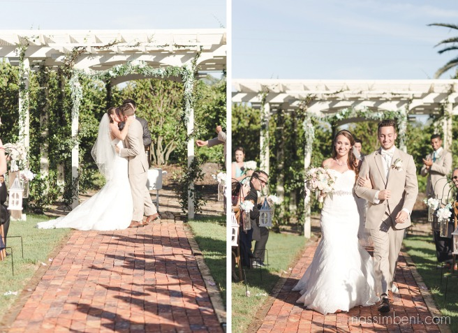 newly weds at bellewood plantation by Nassimbeni Photography
