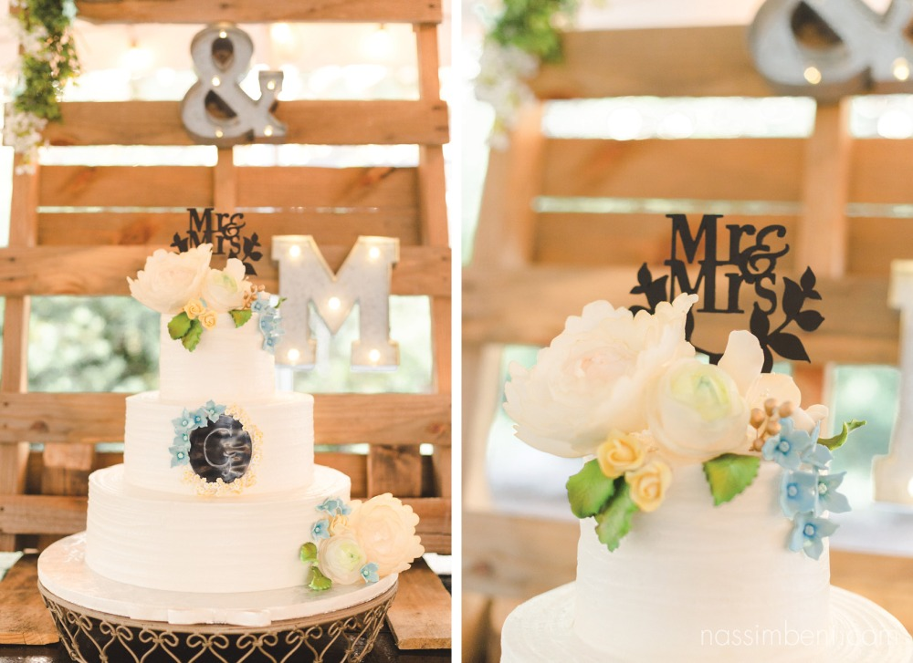 sanders cakes at bellewood plantation by Nassimbeni Photography