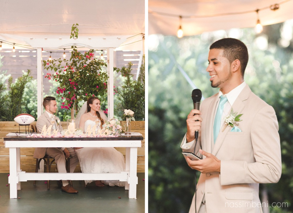 best man speeches at bellewood plantation by Nassimbeni Photography