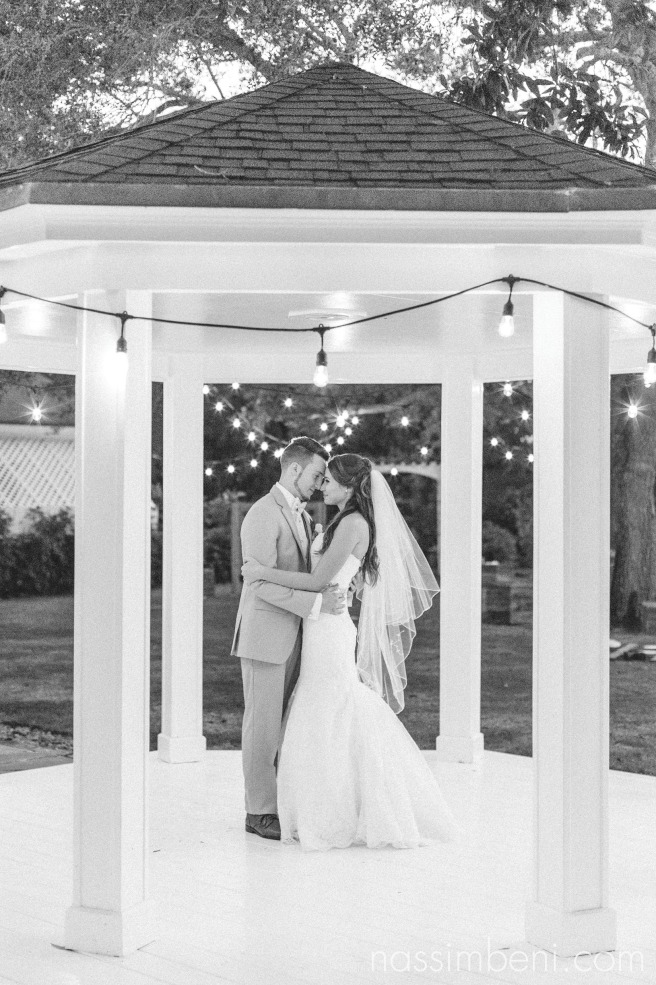 by Nassimbeni Photography at bellewood plantation gazebo