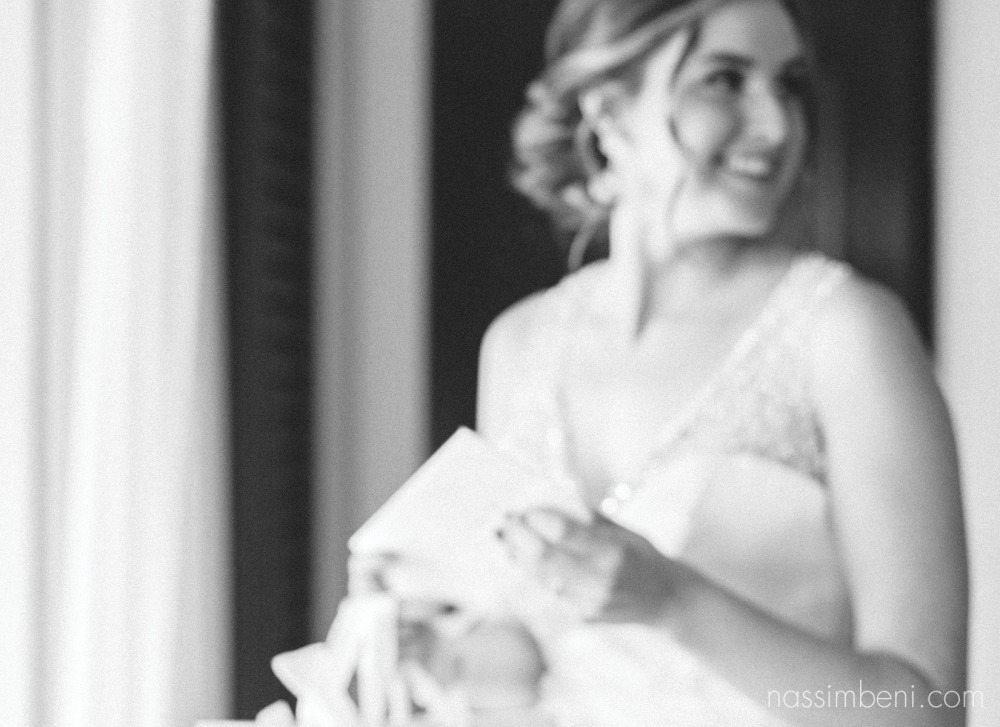 stunning bride at vero beach hotel and spa by Nassimbeni Photography