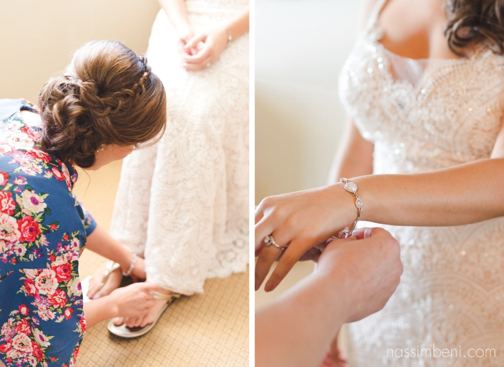 bridal prep at palm beach shores resort by port st lucie wedding photographer nassimbeni photography