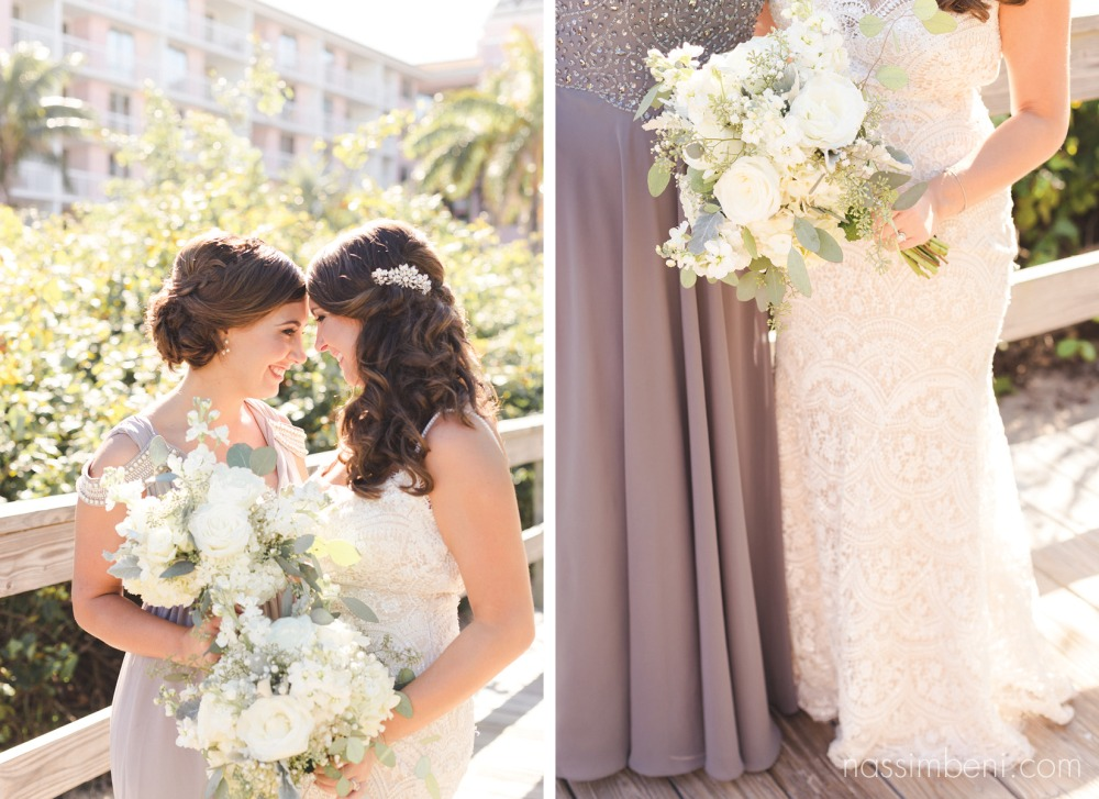 best friend maid of honor at palm beach shores resort by nassimbeni photographer