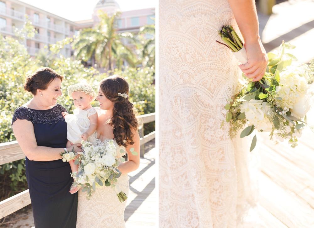 generations photo at coastal wedding in palm beach florida by nassimbeni photographer
