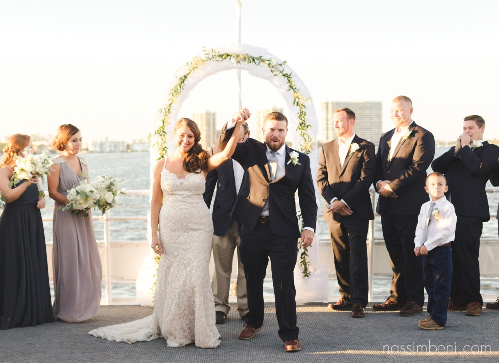 after the i do's on the catalina yacht wedding by nassimbeni photography