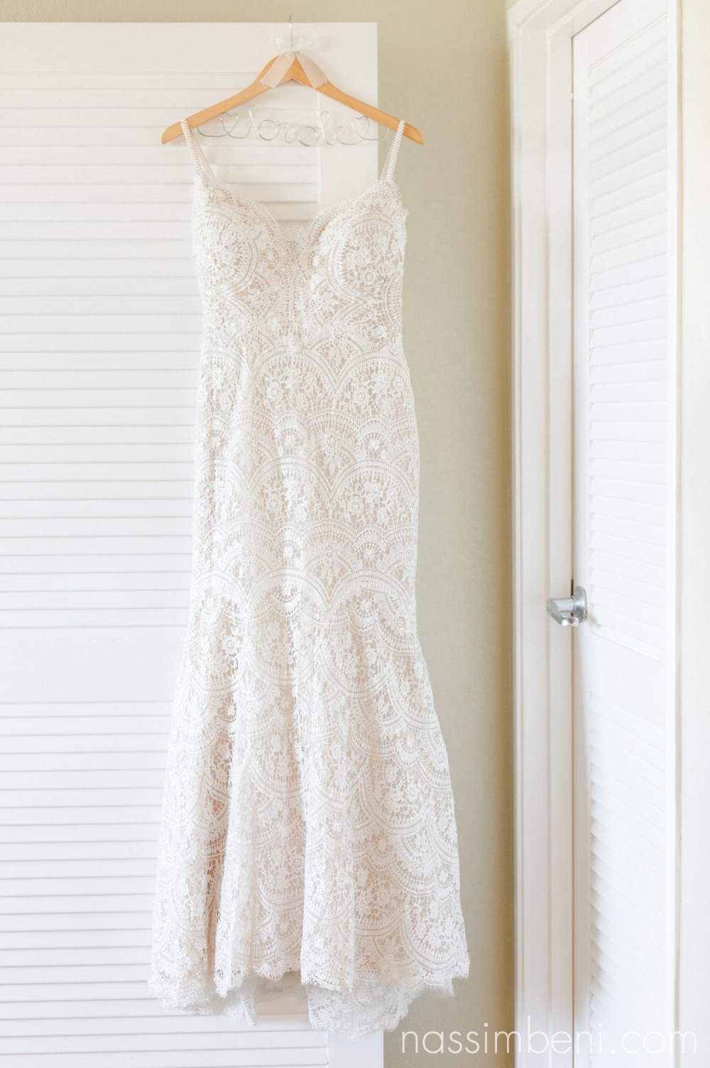 isabellas bridal gown in ivory for palm beach yacht wedding bride prep at palm beach shores resort by nassimbeni photography