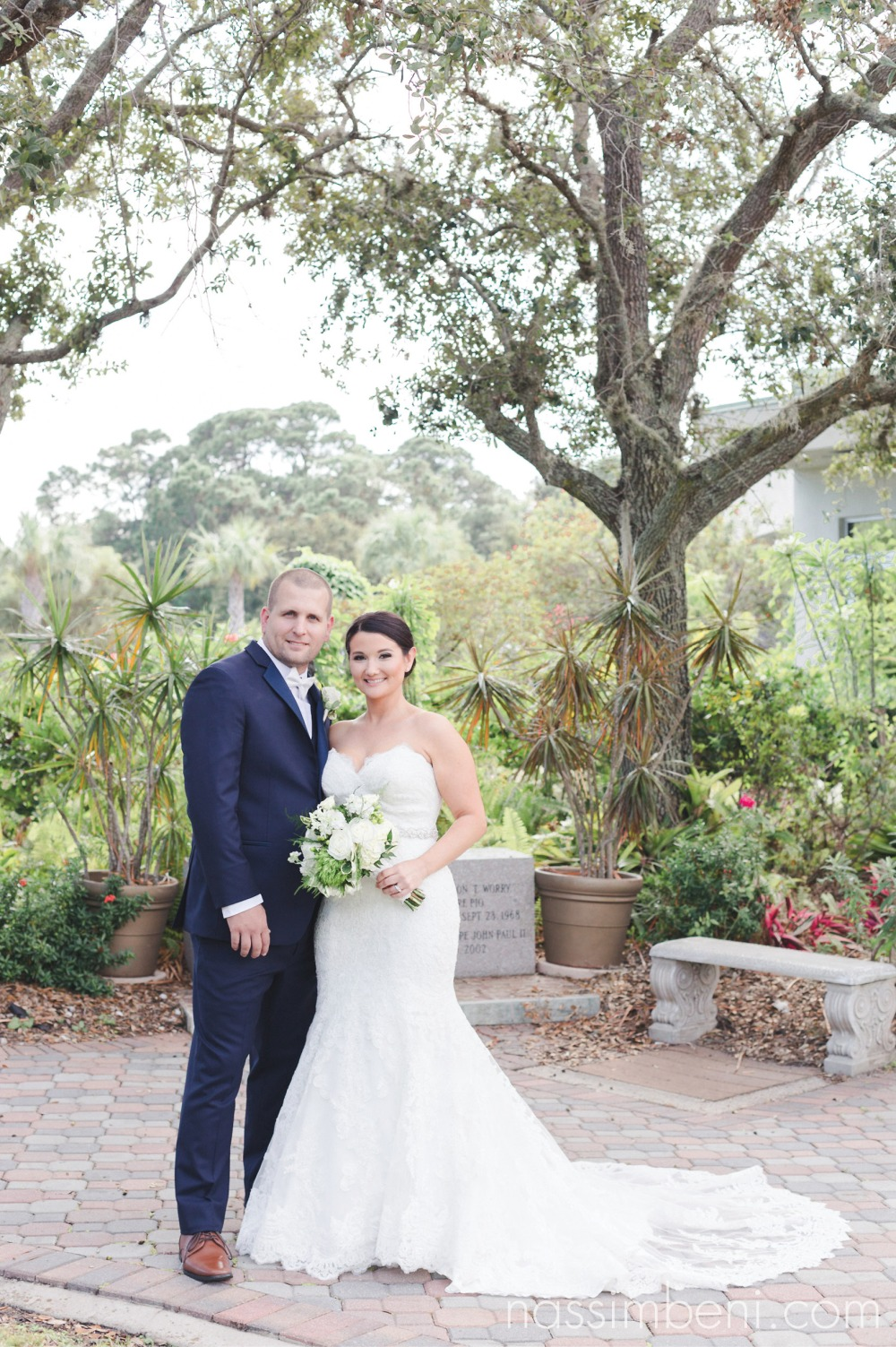 holy family catholic church wedding by port st lucie wedding photographer nassimbeni photography
