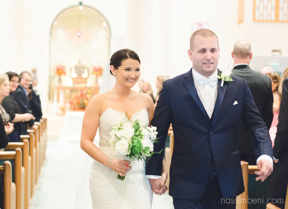 holy family catholic church wedding by vero beach wedding photographer