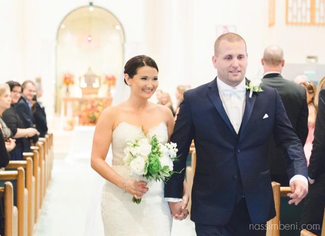 holy family catholic church wedding by vero beach wedding photographer
