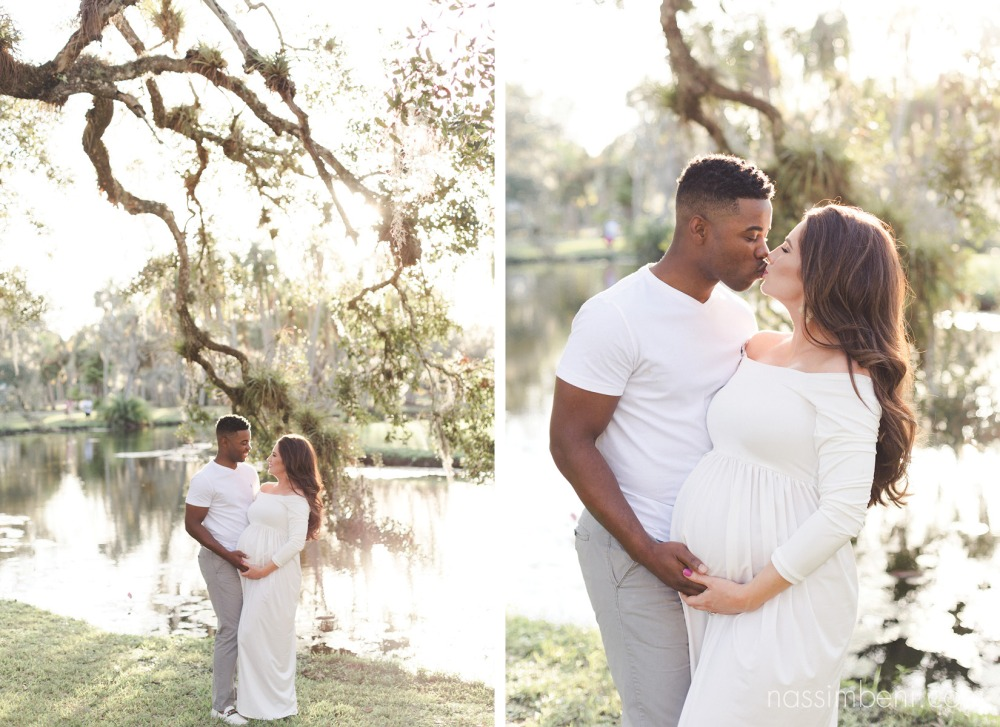 white city park maternity session by nassimbeni photography