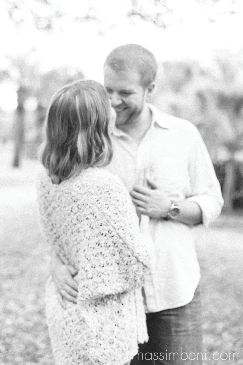 Gleason Park engagement photos by light and airy photographer from port st lucie nassimbeni photography