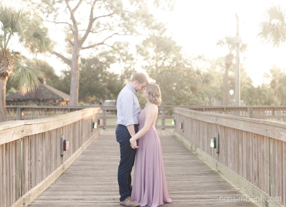 Gleason Park engagement photos by nassimbeni photography