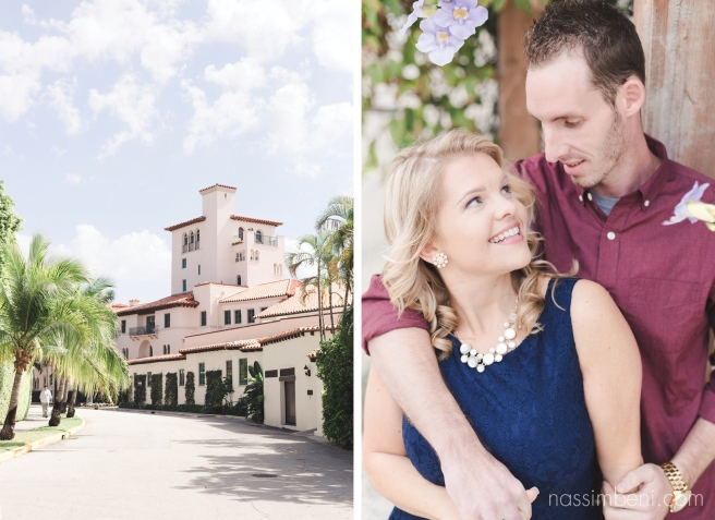 worth avenue engagement photos by port st lucie wedding photographer nassimbeni photography