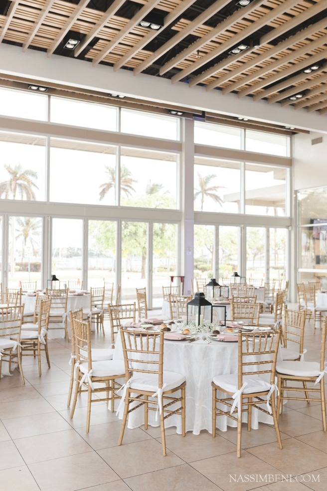 west palm beach pavilion wedding decoration