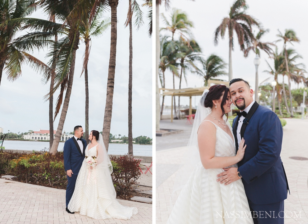 palm beach wedding