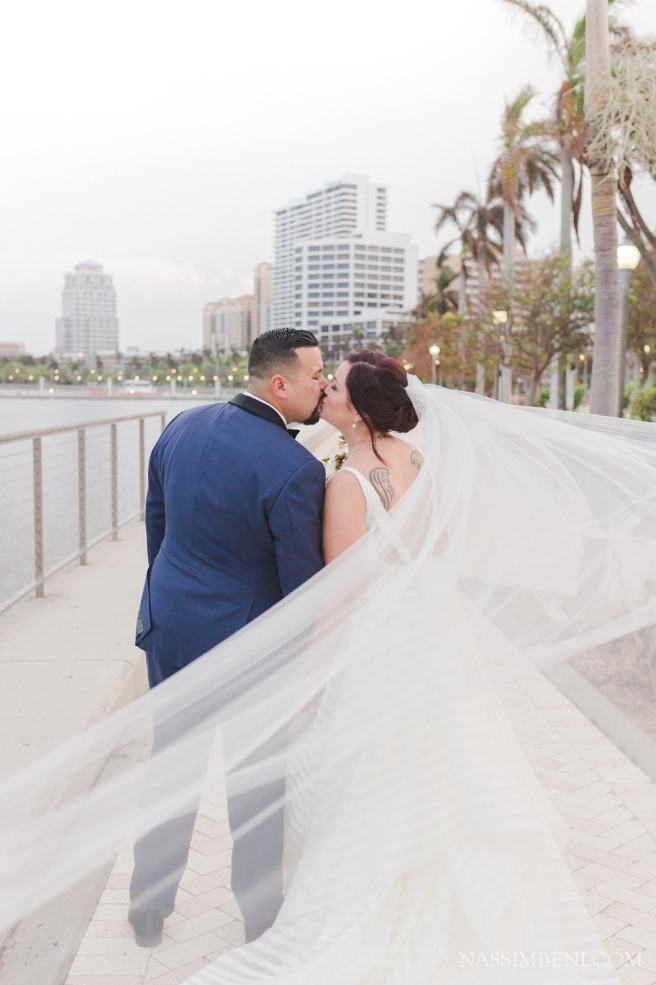west palm beach pavilion wedding - nassimbeni photography