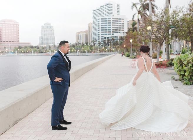 Palm Beach Wedding Pavilion - Nassimbeni Photography