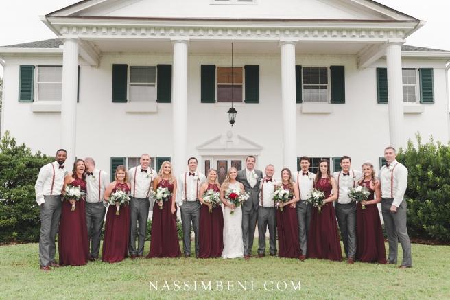 white plantation wedding venue in vero beach florida