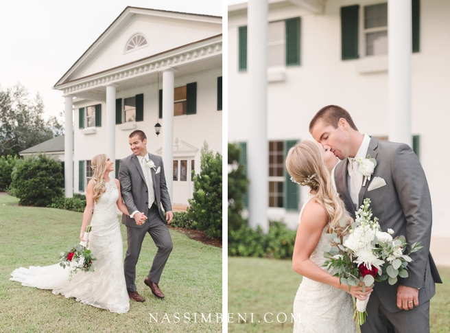 bellewood plantation bride and groom