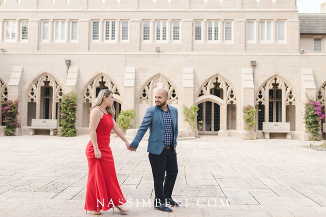 Bethesda by The Sea Courtyard in Palm beach - Nassimbeni Photography