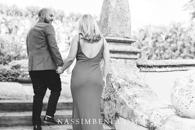 Engagement photos at Bethesda by The Sea - Nassimbeni Photo & Films