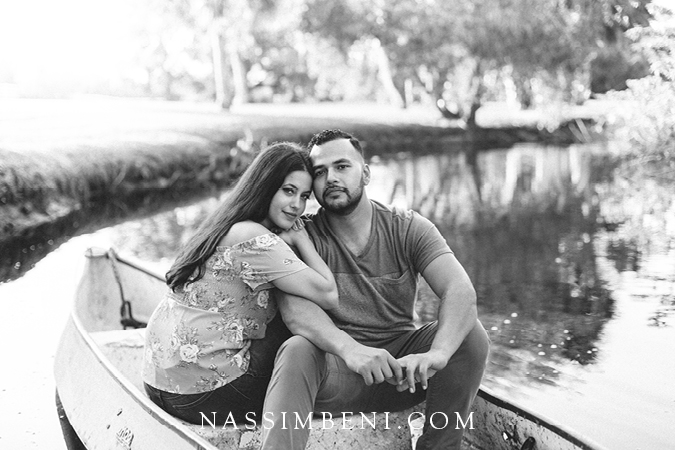 Up the Creek Engagement Photos
